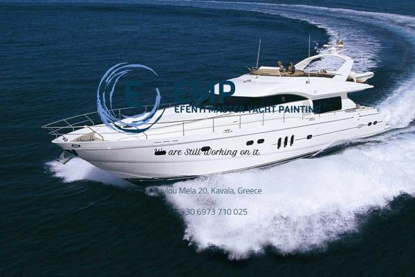 Efenti Master Yacht Painting