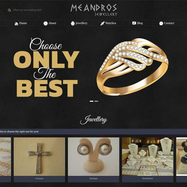 Meandros Jewellery